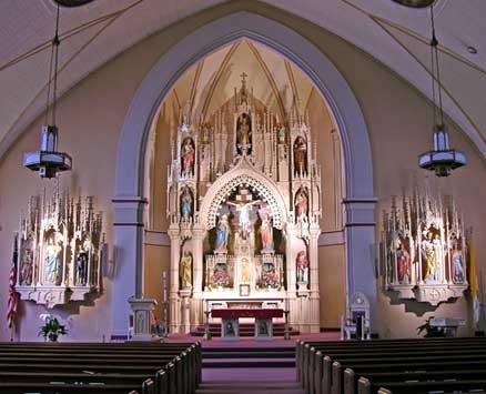 Churchs Goilden Colorado